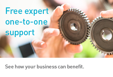 Business Support Service CTA