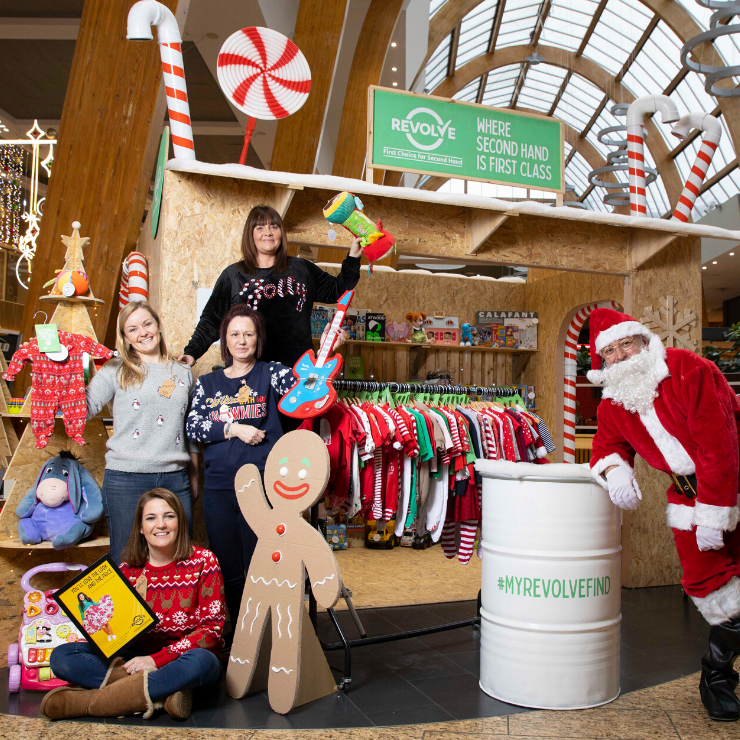 Scots urged to give to family, good causes and the planet  by shopping second hand for Christmas