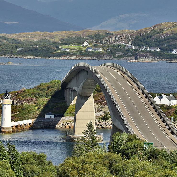 Plans for sustainable construction to return to Skye