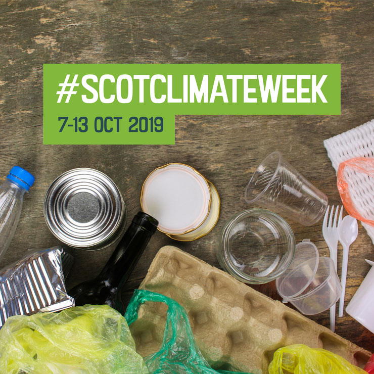 Take a stand and address single-use items and throwaway culture this Climate Week