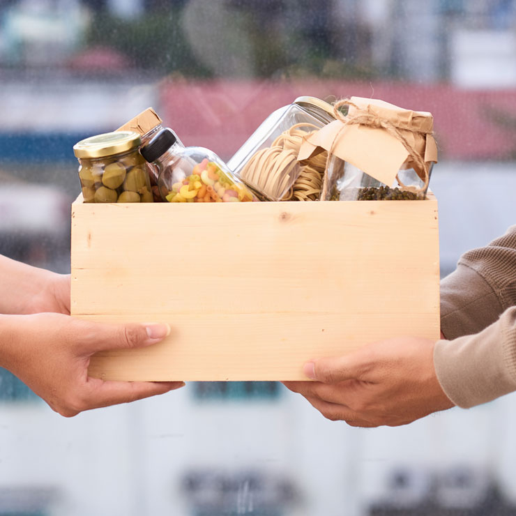 Zero Waste Scotland launches food redistribution matchmaking service