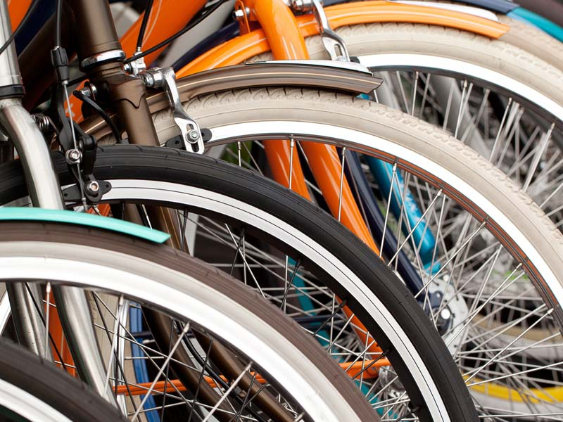 Revolve stores keep key workers pedalling