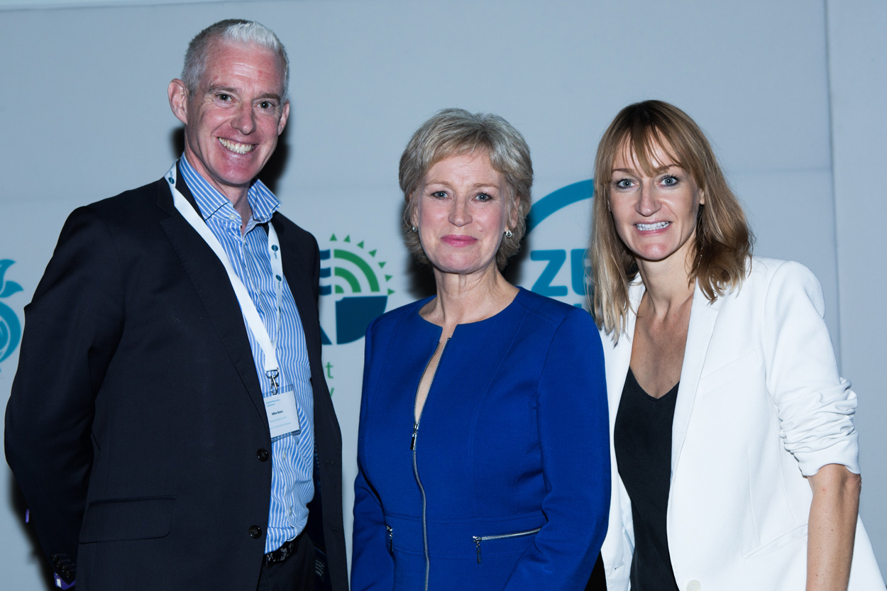 Mike Barry, Marks and Spencer, Sally Magnusson and Bea Johnson, Zero Waste Home