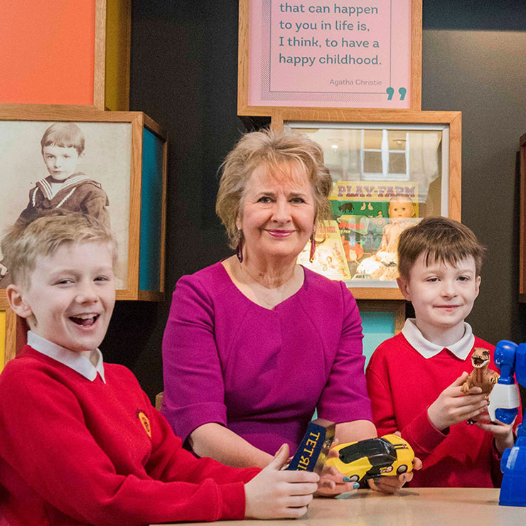 Roseanna Cunningham MSP calls on Scots to join The Great Toy Rescue