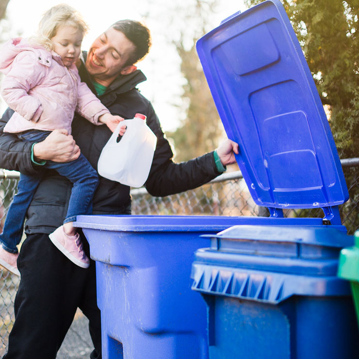 Campaign launches to help people in Scotland manage their waste during the coronavirus pandemic
